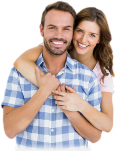 White Teeth Happy Couple | Dentist Nambour