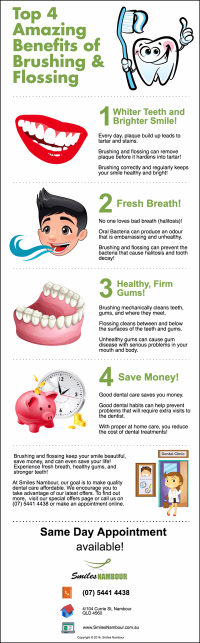 nambour-dentist-tips-top-4-amazing-benefits-of-brushing-and-flossing